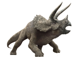 Jurassic World: Triceratops by sonichedgehog2
