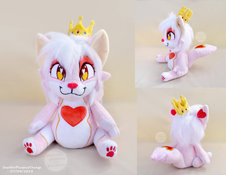 Freya Plush by SewYouPlushieThings
