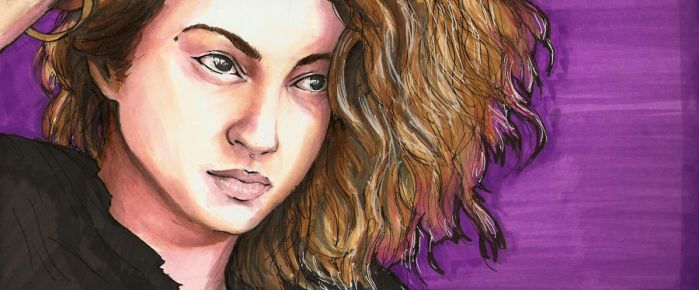 Tori Kelly by KRONOMATIK