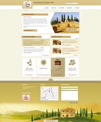 Screendesign Toscana Tours by NewYart