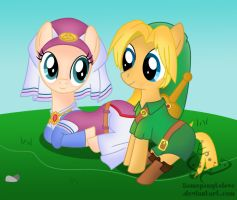 Hyrule Field by SomeponyToLove