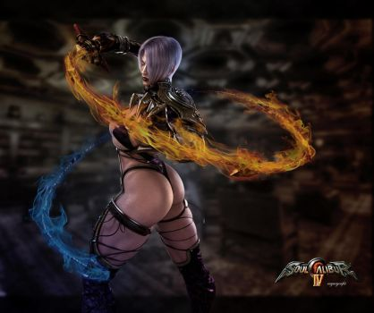 Soulcalibur IV IVY final.ver by ruyueyoufei