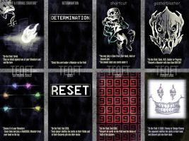 SOUL CCG: ACTION Cards by Teoft
