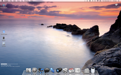 Desktop Screenshot 11.12.09 by ericsoko