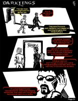 Darklings - Issue 3, Page 21 by RavynSoul