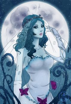 Corpse Bride by MondZirkus