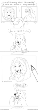 Finding my style by Bear-hybrid