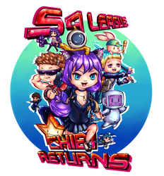 Chibi invasion - S4 drawing event by Cutiezor