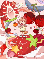 Sweetie planet by Bocchiii