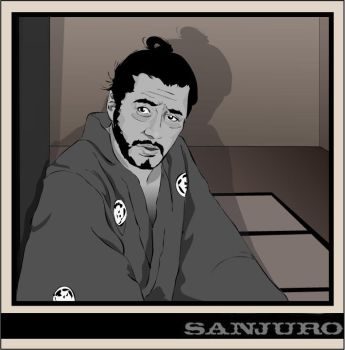 sanjuro.. by foreverthefirst