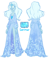[closed adoptable] Larimar by crykng