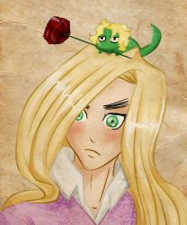 APH: Iggyzel or Rapuniggy by EvilHateYouAll