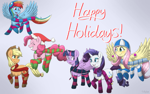 Happy Holidays! by TheBatFang
