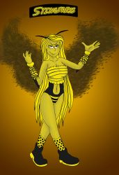Stingtress, Queen of Bees by Talis-Man