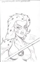 Convention Sketch Card9 by SavantGuarde