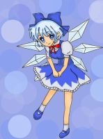 Cirno by Whitlea-Chan