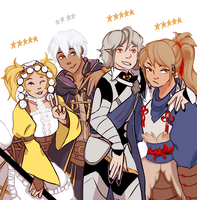 FE:H Team by solarthief