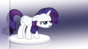 Rarity Wallpaper by Elalition