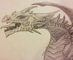 Dragon by blackravens4