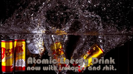 Atomic Drink by vips110