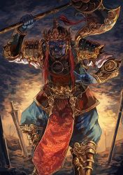 war deity by Garmmon