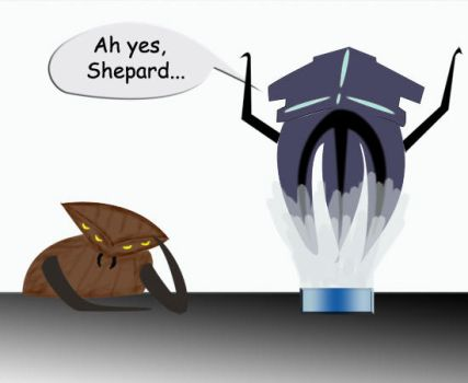 Ah yes, Shepard... by channet