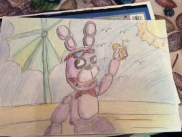 Summer Bonnie by fossil-fighter