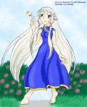 Chiis pretty dress by Krist by chobits-club