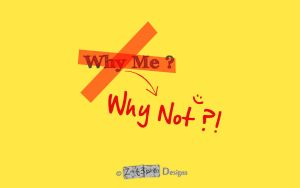 Why Not ? by Zat3am