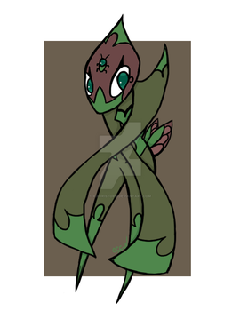 Mentalist mythical Tomamon Kees by RikoriStorm