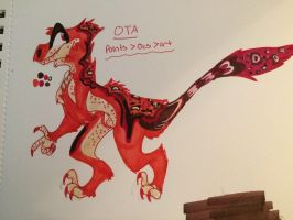 Red Raptor OTA {{CLOSED}} /read description/ by humble-abode