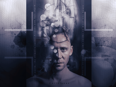 Coriolanus/Tom Hiddleston by Core-BloodDrinker