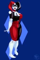 Harley's Wardrobe: Costume by moon--crater