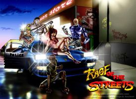 Streets of Rage by TenderSman