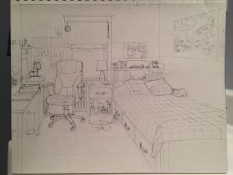 My Bedroom by Anko6