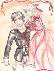 The wedding by X-Tidus-kisses