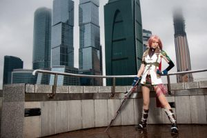 Final Fantasy XIII - Lighting by mchechenev