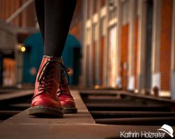 Are you ready boots? by kathrinholzreiter