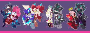 Valentines adopt couples [Opened] by ArtsySiege