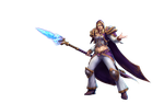 Jaina Proudmoore - Heroes of the Storm by PlanK-69