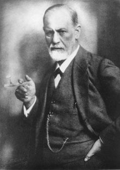Sigmund Freud with Crackpipe by cxverix