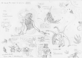 2/10/2012 Doodle Page of What. by StellarWind