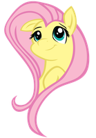 Fluttershy ~ Vector by Karl97