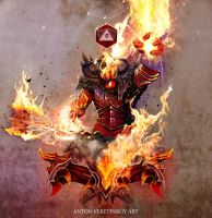 Chaos knight (Dota 2) final by TGnow