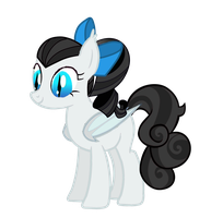Frost the Bat-pony by Owl-Parchment