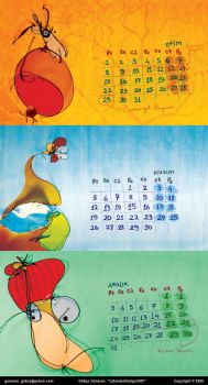 CalendarDesign2007-04 by gokceguneren