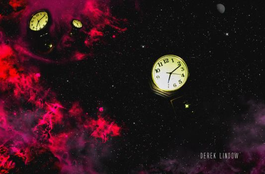 Illusion of Time. Absolute Space by nero231