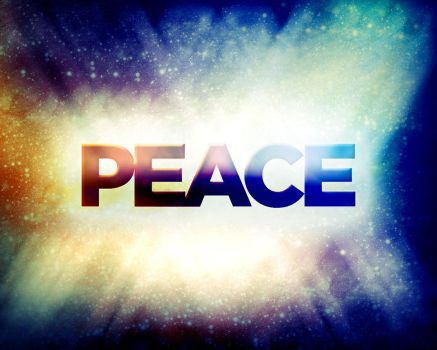 Peace Galaxy by Amr-Mohsen