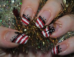 Candy Cane Inspired by MadamLuck