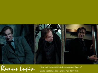 Remus Lupin by Hylian